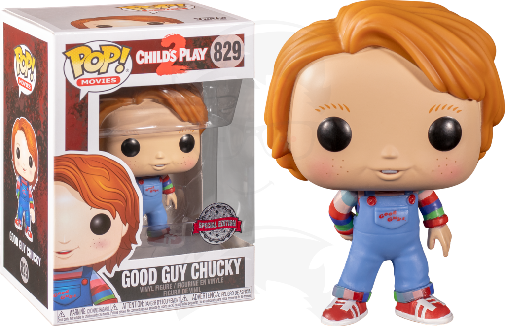 Pop! Movies: Chucky - Good Guy Chucky (Exc)