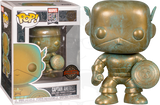 Pop! Marvel: Marvel 80th - Captain America (PT) (Exc)
