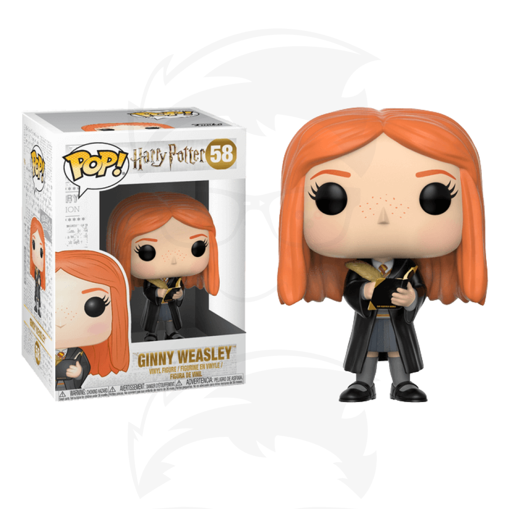POP! Movies: Harry Potter - Ginny Weasley (W / Diary)