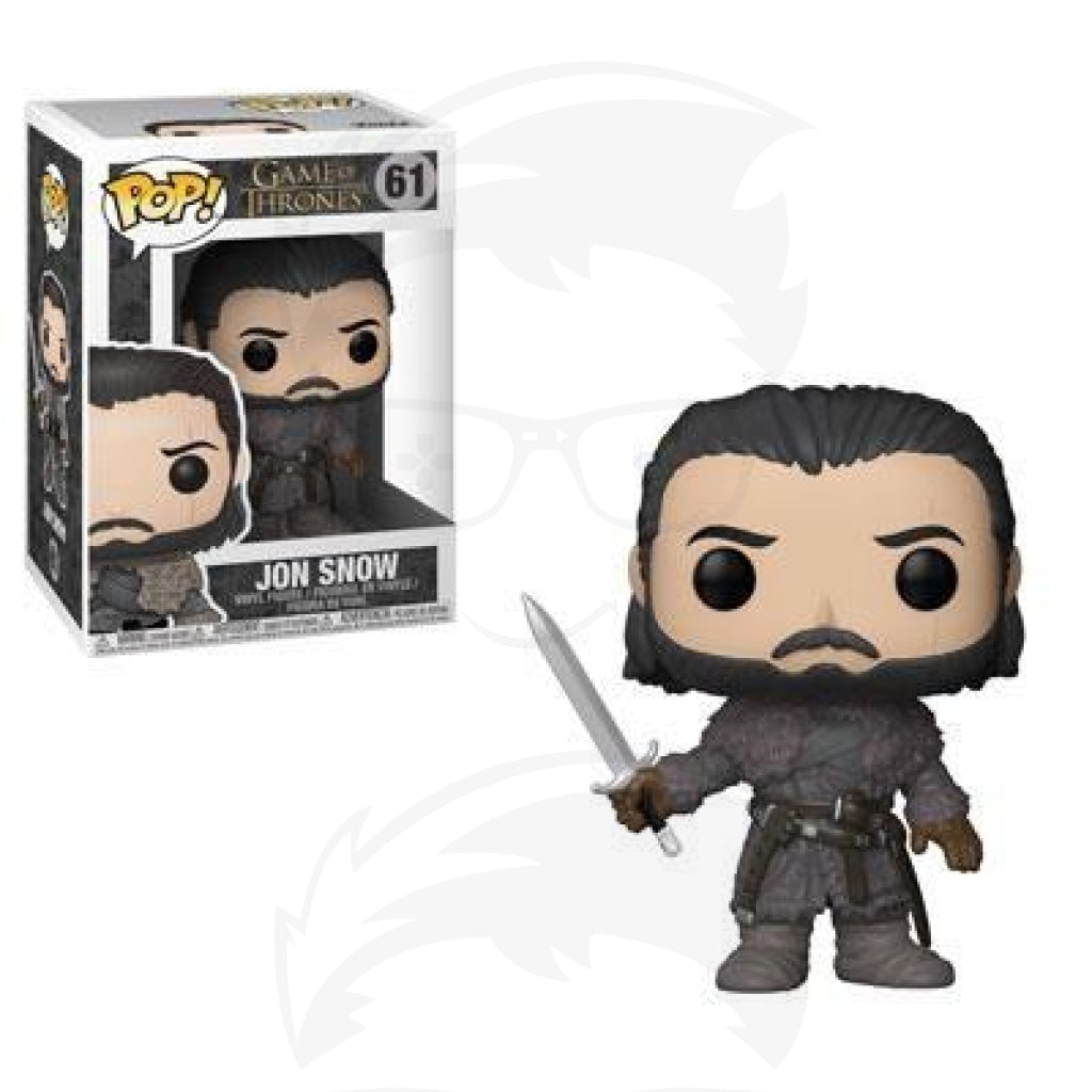 POP! TV: Game of Thrones - Jon Snow (Beyond the Wall)