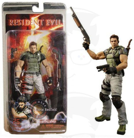 Resident Evil Chris Redfield Figure