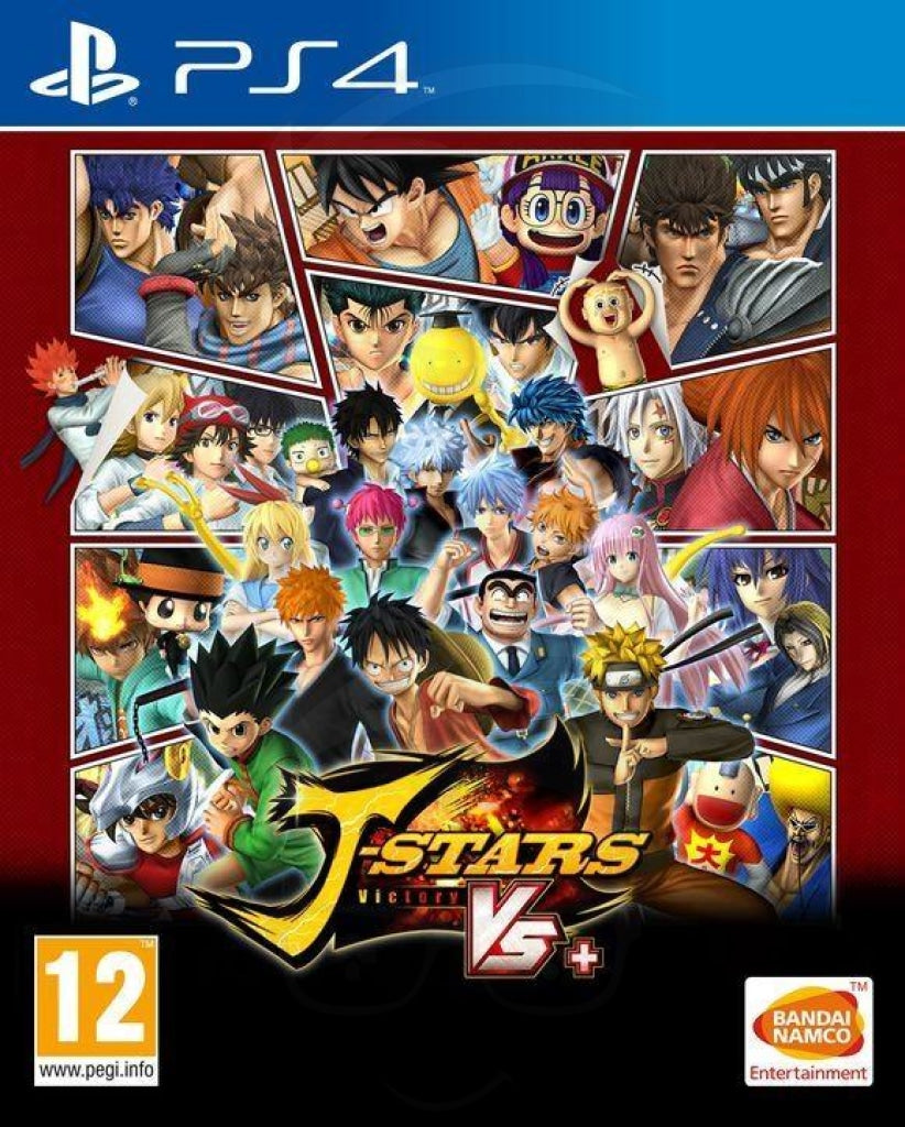 J-Stars Victory VS - PlayStation 4