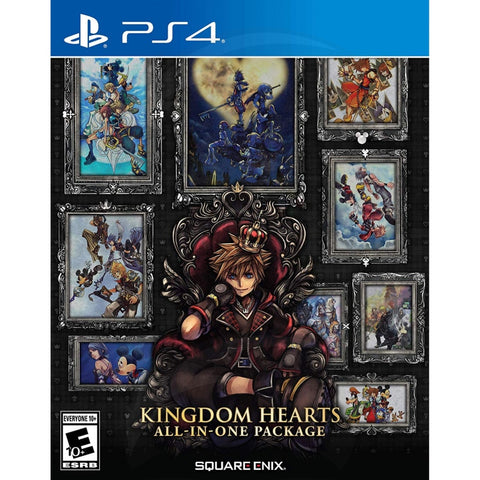 Kingdom Hearts All-In-One Package - PlayStation 4