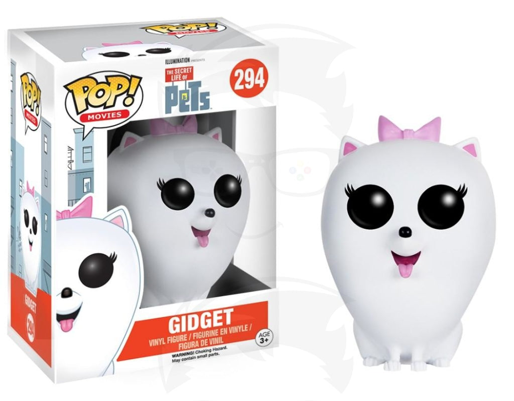 POP! Movies: Secret Lives of Pets - Gidget