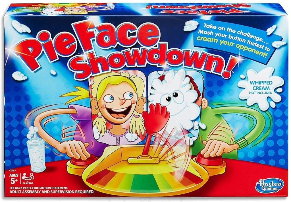 Gaming Pie Face Showdown Game