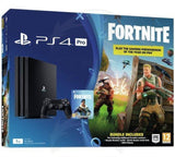 PlayStation 4 Pro 1TB Console Fortnite Bundle