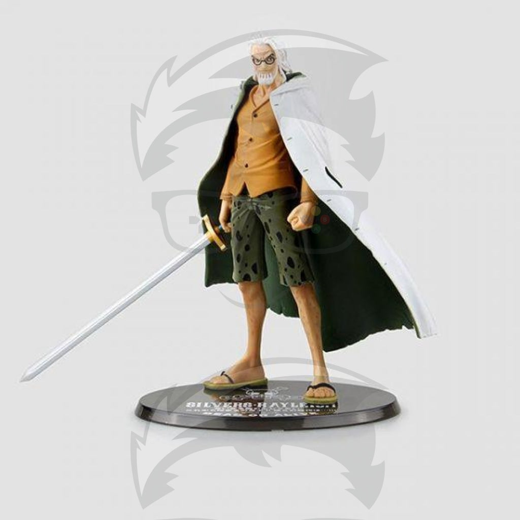 Silver Rayleigh Figure