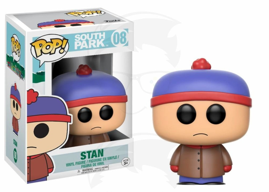 POP! Animation:  South Park - Stan Marsh