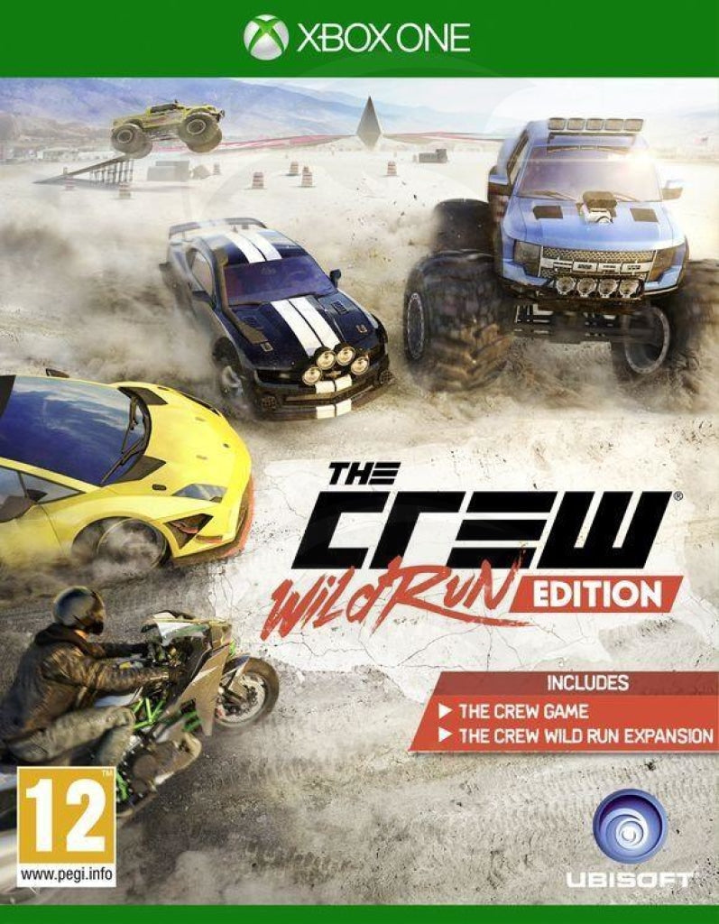 The Crew: Wild Run - Xbox One