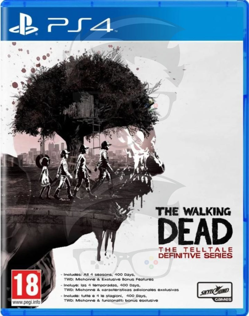 The Walking Dead: Definitive Series - PlayStation 4