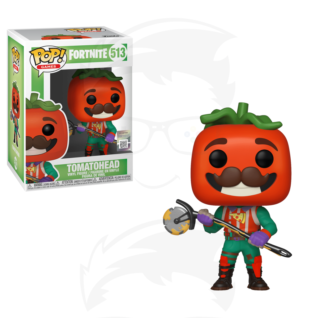 POP! Games: Fortnite S3 - Tomatohead