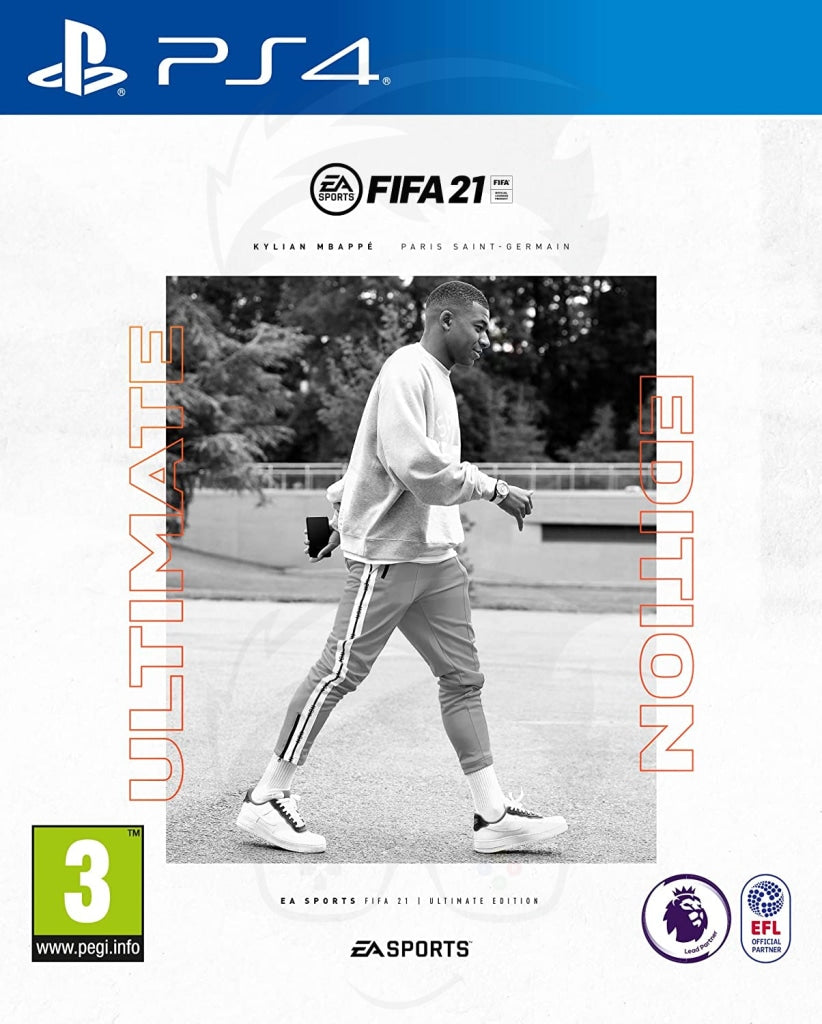 FIFA 21 Ultimate Edition (PS4)