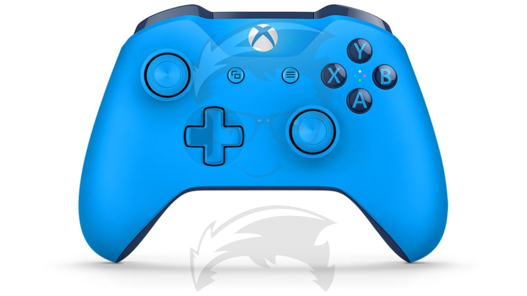 Wireless Controller - Blue -  Xbox One