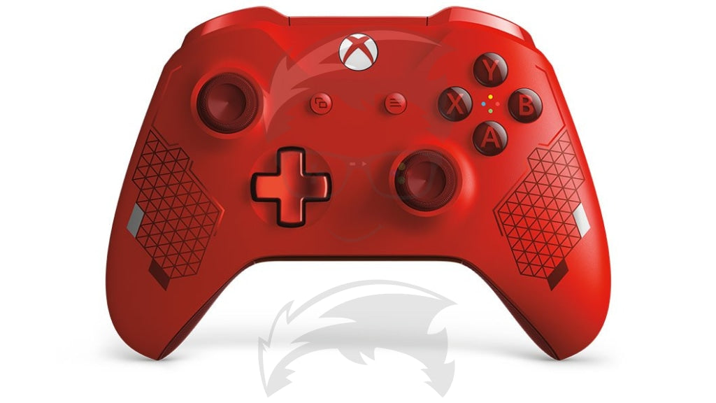 Wireless Controller – Sport Red Special Edition - Xbox One
