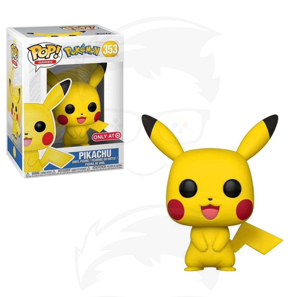 POP! Animation: Pokemon - Pikachu