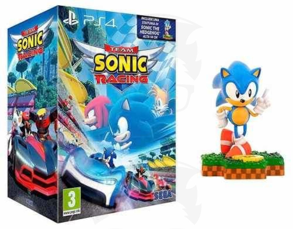 Team Sonic Racing (Special Edition) - PlayStation 4