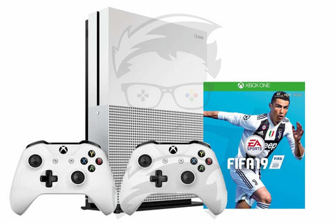Xbox One S 1TB with (Fifa 19)