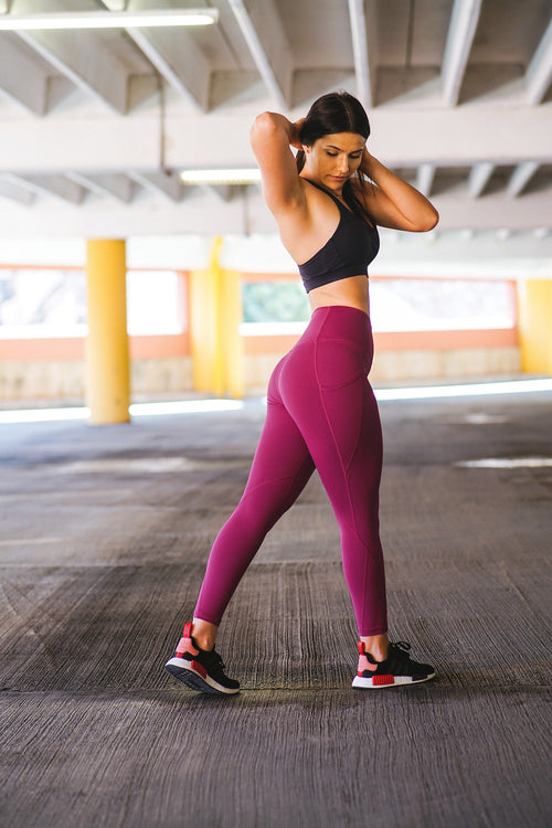 Fearless Leggings - Concord