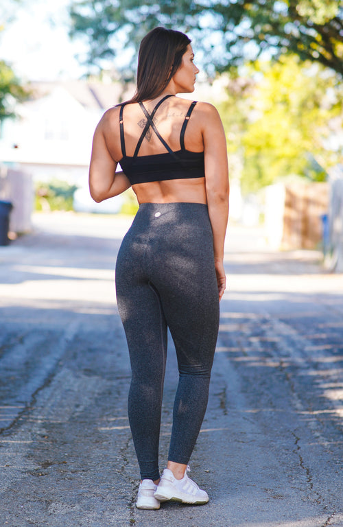 The Trulove Leggings - Stone