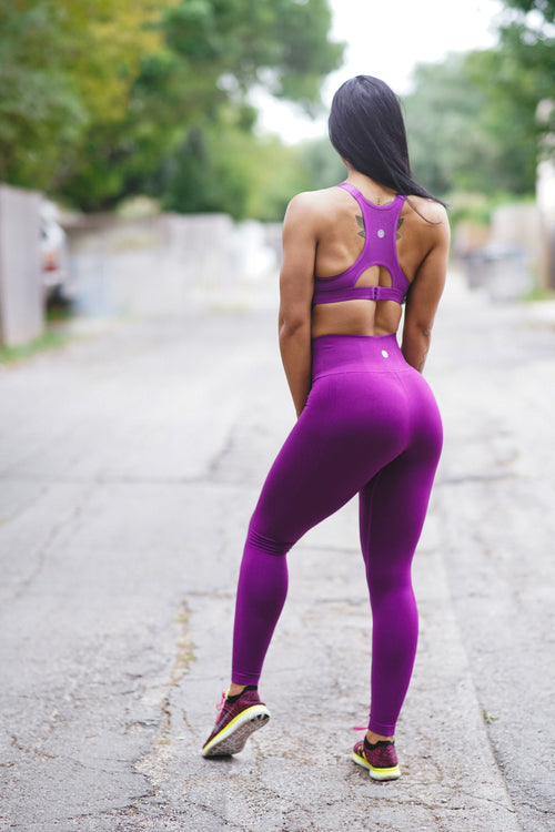 The Trulove Leggings - Iris