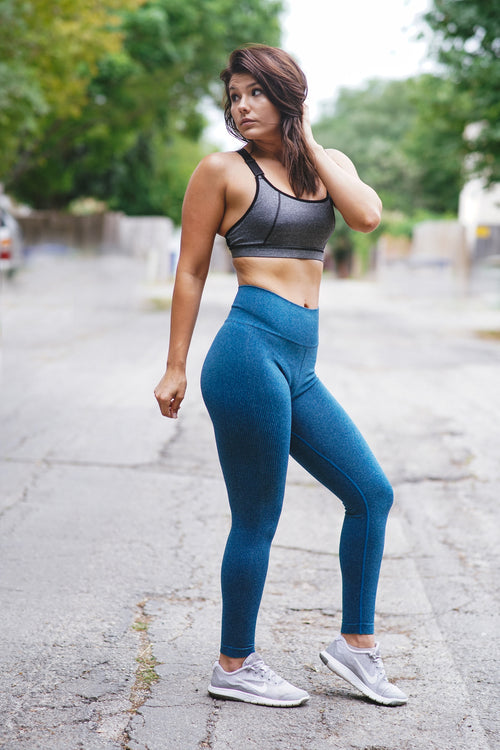 The Trulove Leggings - Vellela