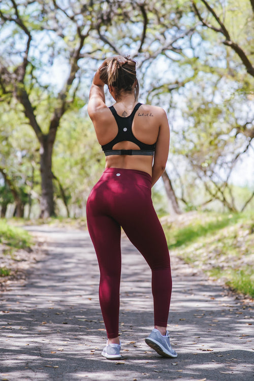 The Trulove Leggings - Lilium