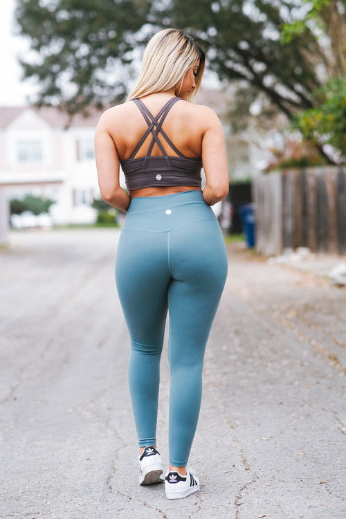 Dreamy Leggings - Seafoam