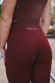 Dreamy Leggings 3.0 - Wine