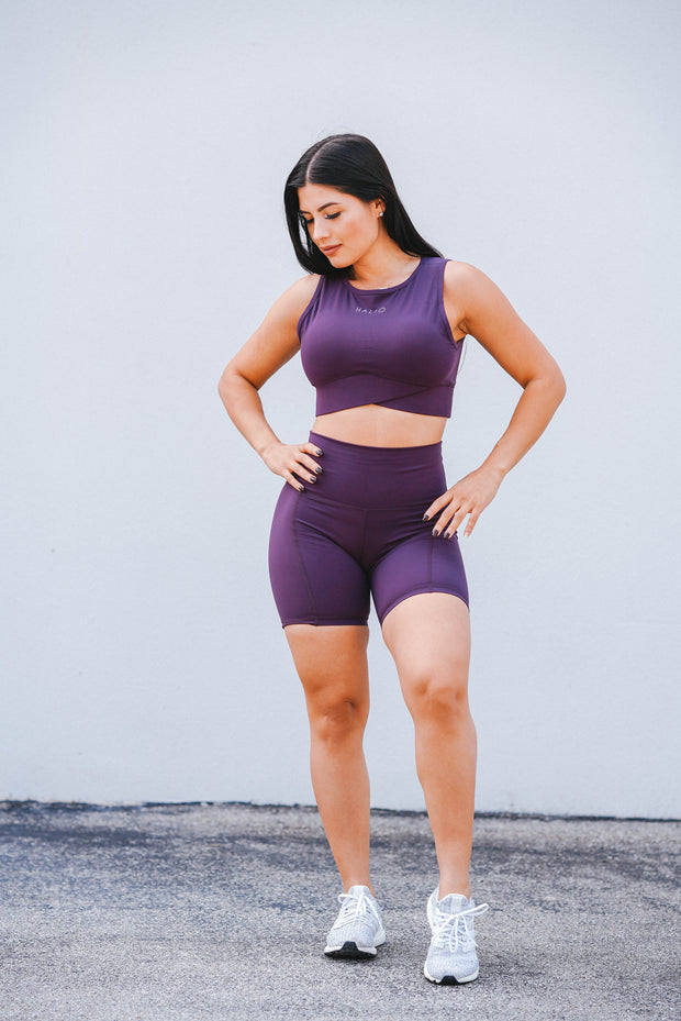 Dreamy 3.0 Shorts - Plum