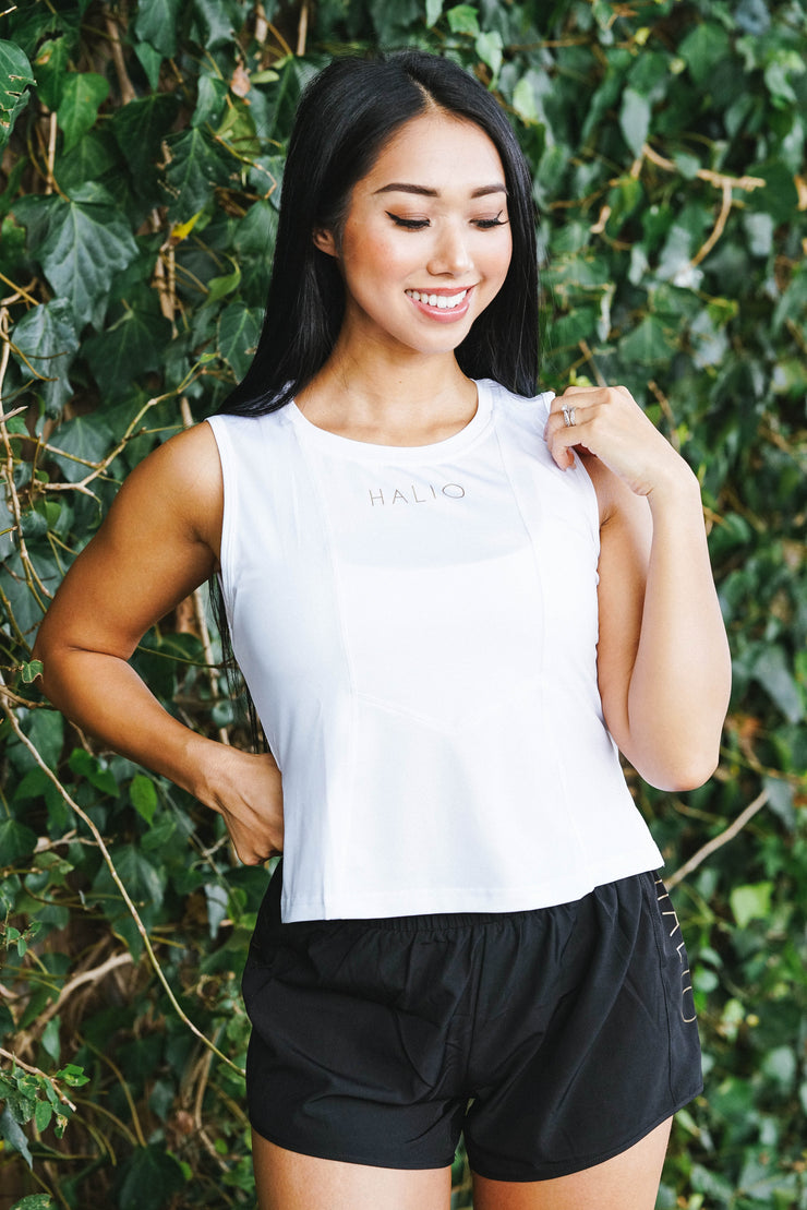 The Varoma Crop - White