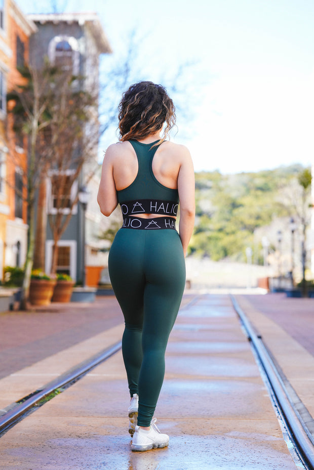 The Power Legging - Jade