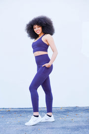The Original Pocket Legging - Navy