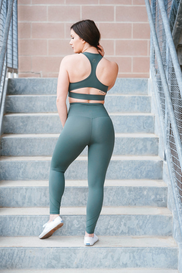 The Oxygen Legging 2.0 - Aspen