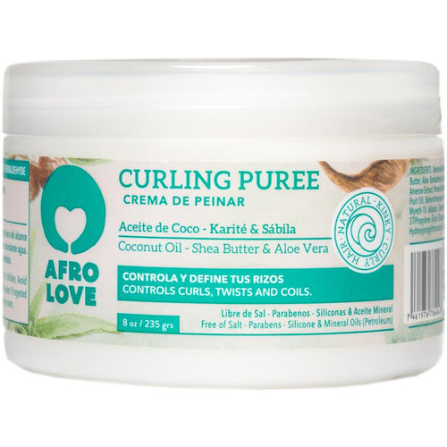 AfroLove Curling Puree