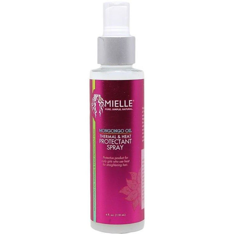 Mielle Mongongo Oil Thermal & Heat Protectant Spray