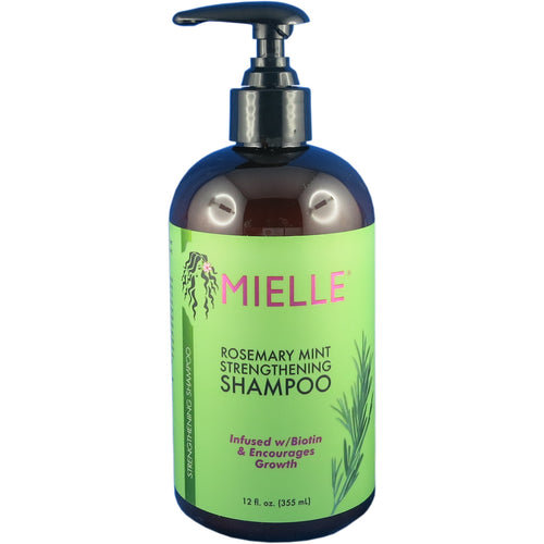 Mielle Rosemary Mint Strengthening Shampoo