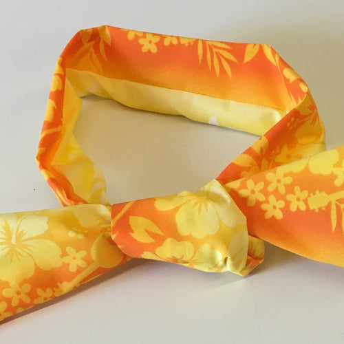 TROPICAL - ORANGE/YELLOW