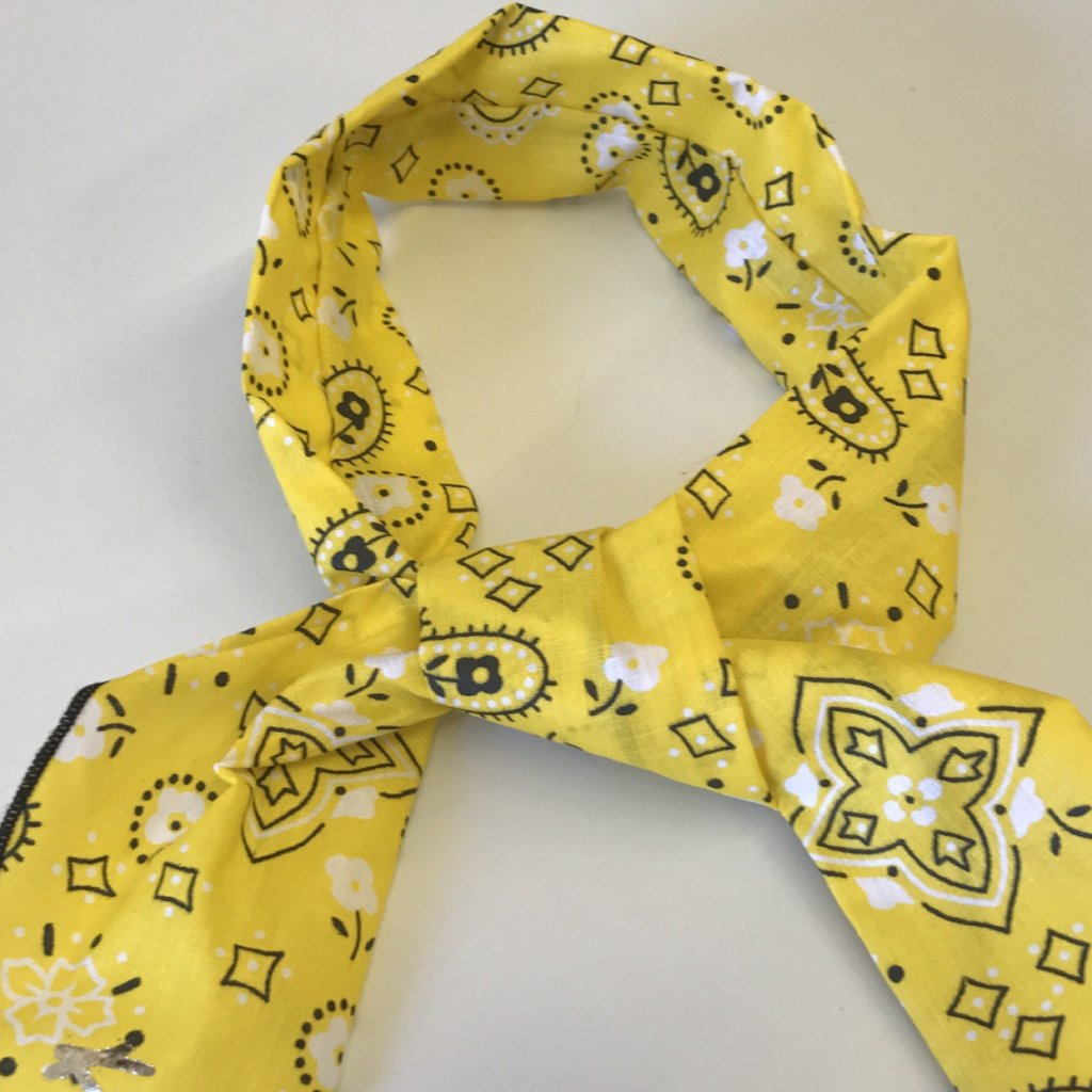 BANDANA - YELLOW
