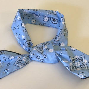 BANDANA - LIGHT BLUE