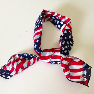 STARS & STRIPES - WAVING FLAG