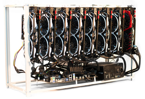 240MH/s Ethereum miner - the BEAST!