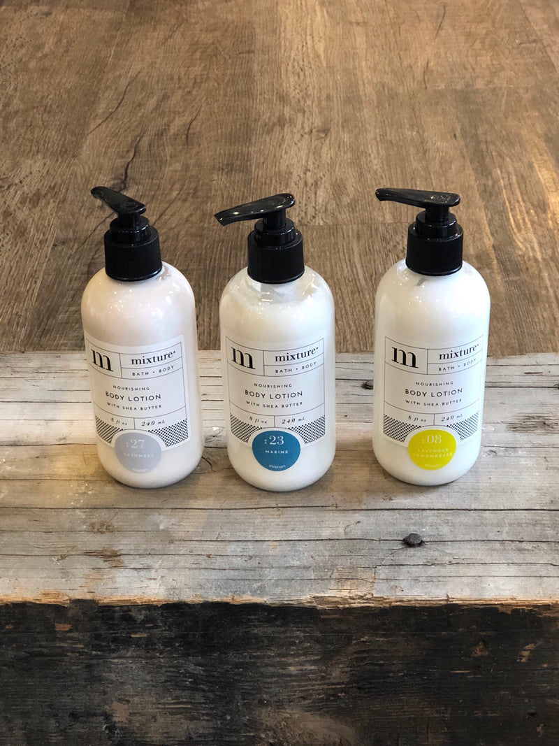 Mixture Body Lotion
