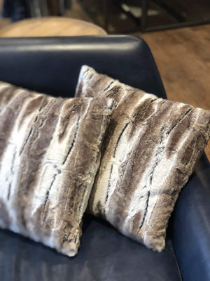 Faux Fur Pillow Sham