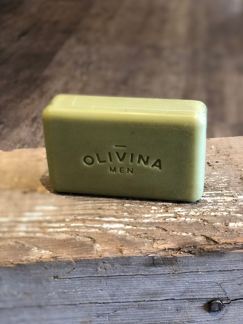 Olivina Exfoliating Bar Soap