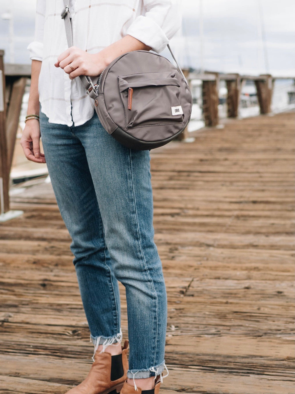 Paddington Crossbody Bag