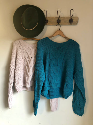 Diane Sweater Top