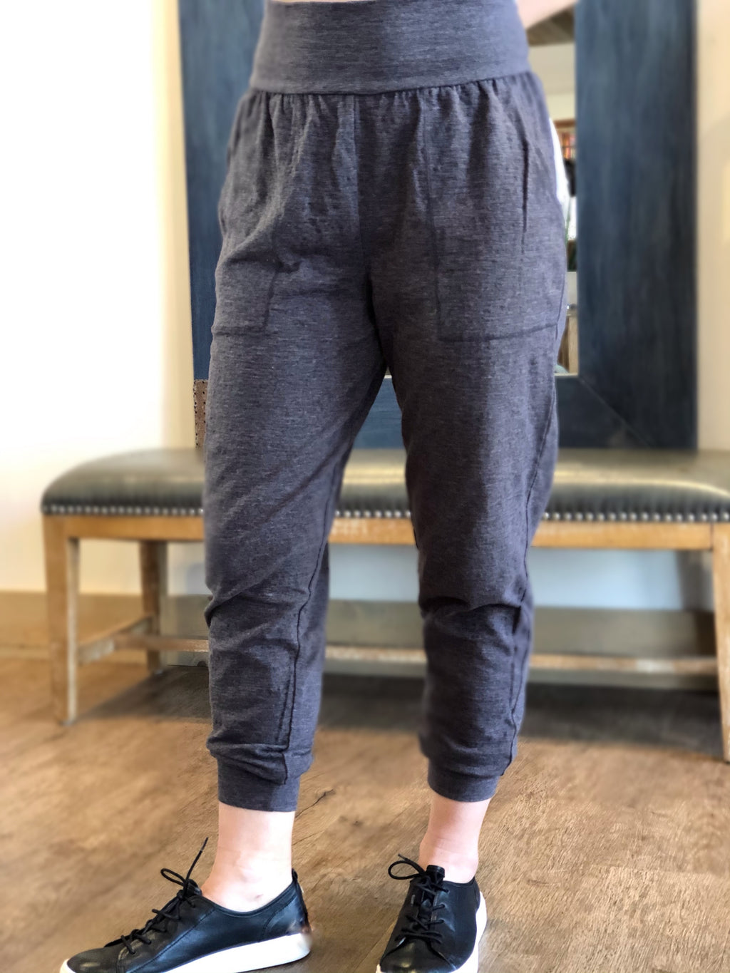Sherie Shirred Comfy Pants