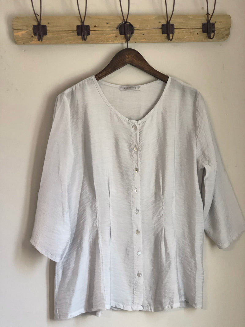 Cutloose Parachute Collarless Shirt