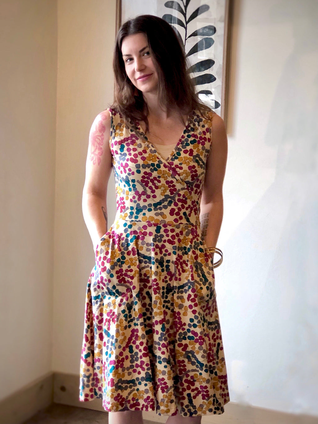 Effie's Heart Super Bloom Singrid Dress