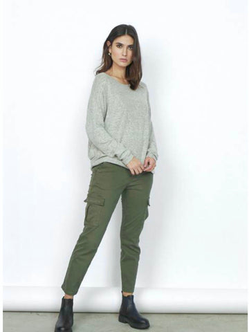 Heather Cozy Pant